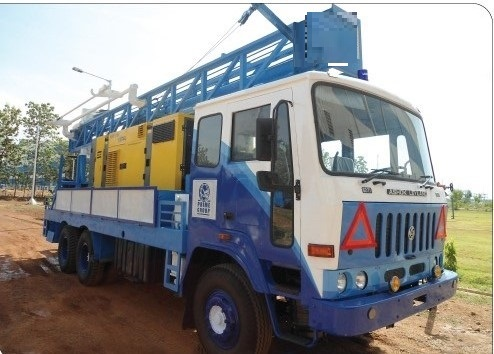 PDTHR-450 Truck Mounted Drilling Rig