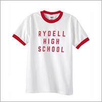 U Neck School T Shirt