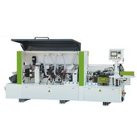 Wood PVC Automatic Edge Banding Machine