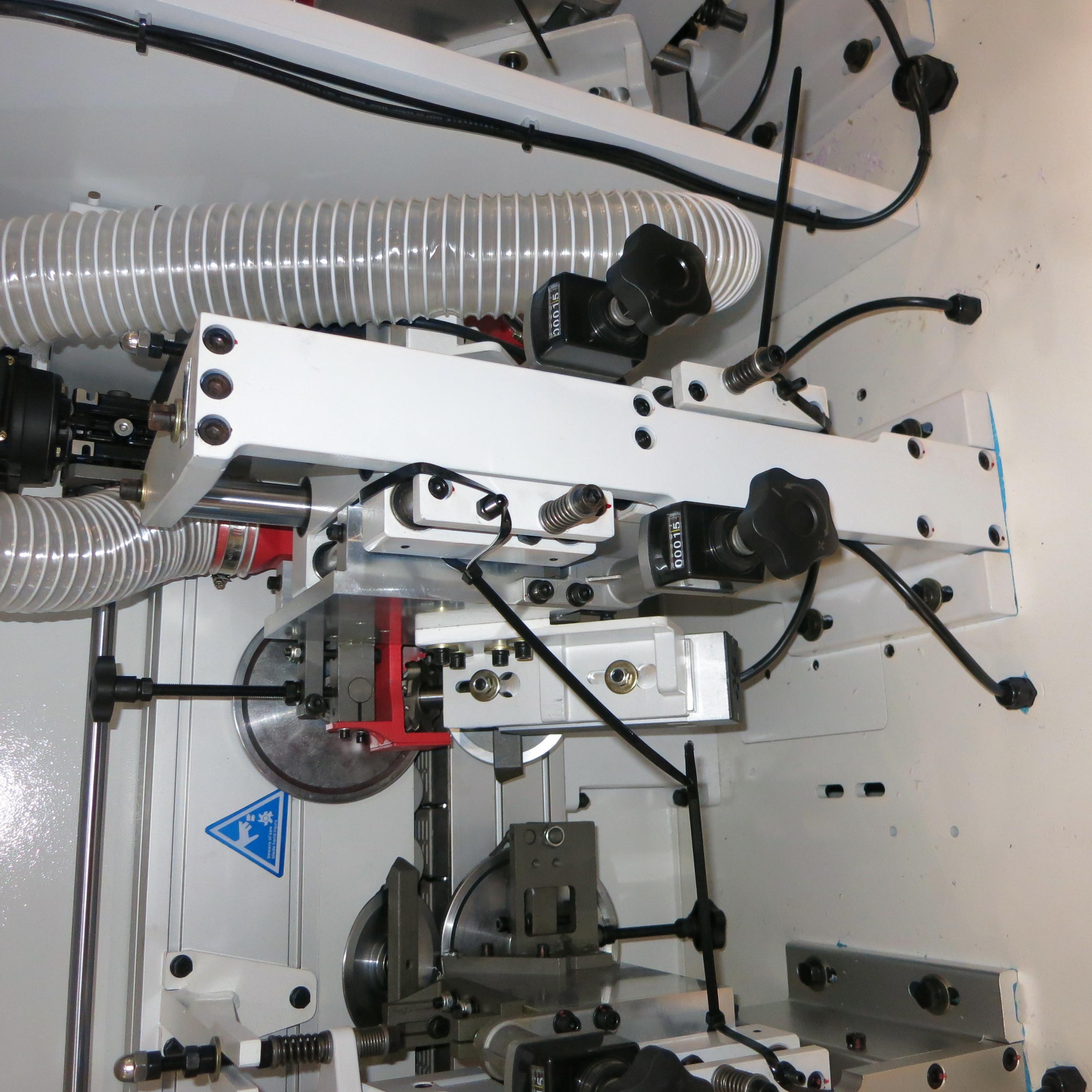 Wood PVC Automatic Edge Banding Machine