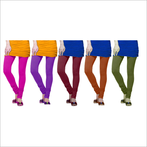 Ladies Plain Legging