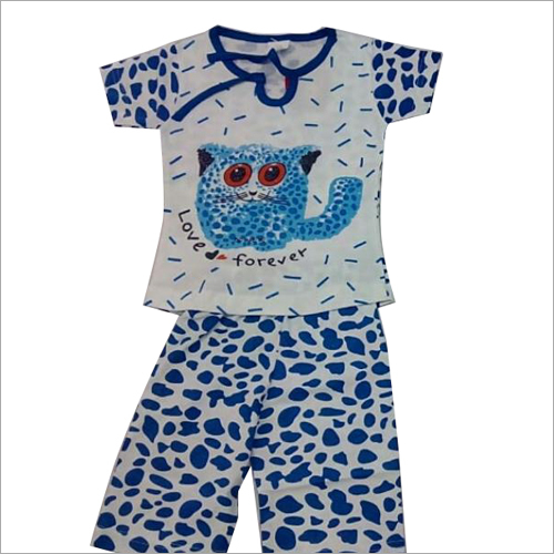 Blue Baba Suit