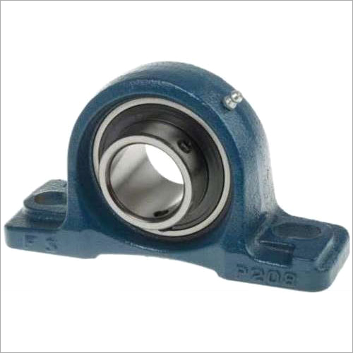 Solid Base Pillow Block Bearing
