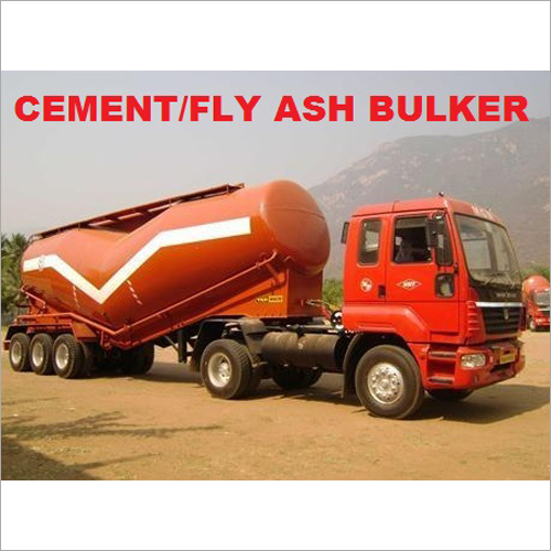 Cement And Fly Ash Bulker