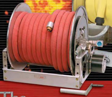 Industrial Hose Reels