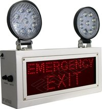 INDUSTRIAL EMERGENCY LIGHT - IEL EE LED18W