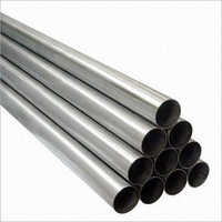 Polished MS Round Pipe