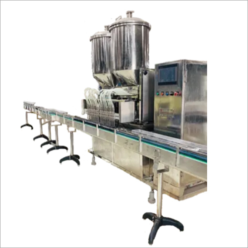 16 Head Filling Machine