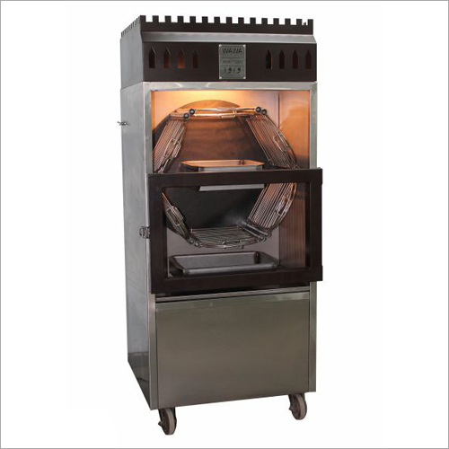 Charcoal Motorized Alfaham Machine