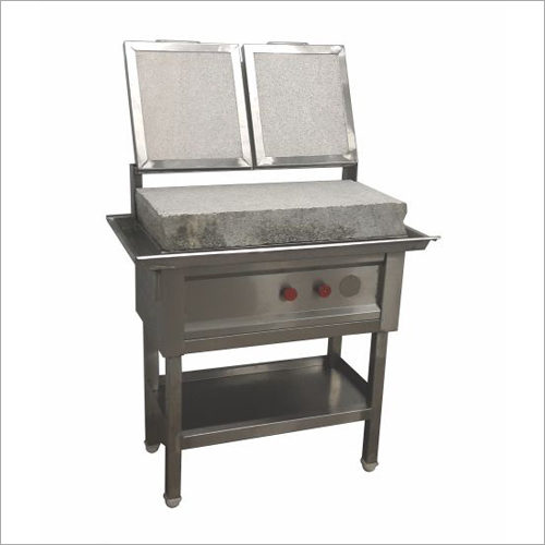 2 Burner Granite Gas Barbeque