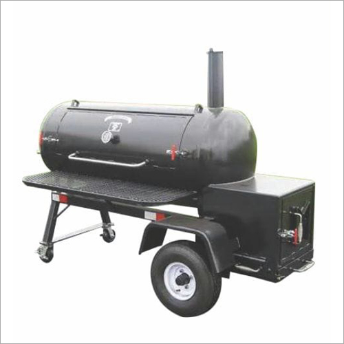 Trailer Barbeque