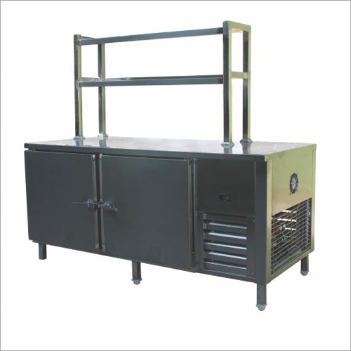 500 Ltr 2 Door Table Top Chiller