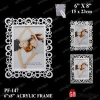 Plastic Photo Frame For Corporate Gift