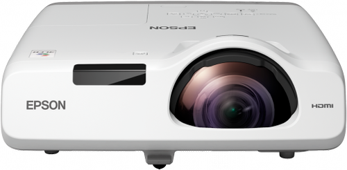 Epson EB-530 LCD Projector, XGA, for Classroom & Office Use