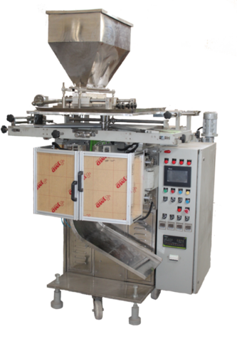 Powder Sachet Packaging machine