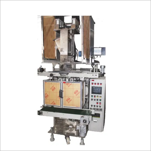 Sticky Powder Sachet Packaging Machine