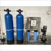 500 RO Filter Plant