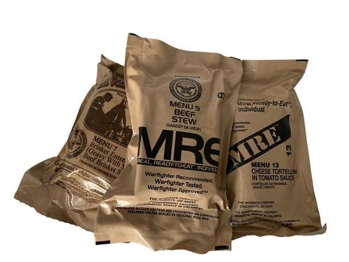 Usa Mre Meals Ready To Eat