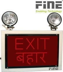 INDUSTRIAL EMERGENCY LIGHT - IEL ENH 110
