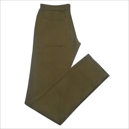 Mens Soft Cotton Trouser