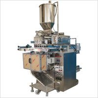 Pharma Product Pouch Packing Machine