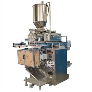 Detergent and soap product Pouch Packaging Machine