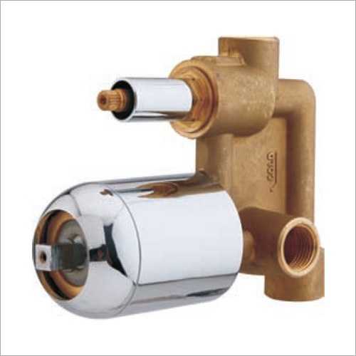 High Flow Diverter Concealed Part