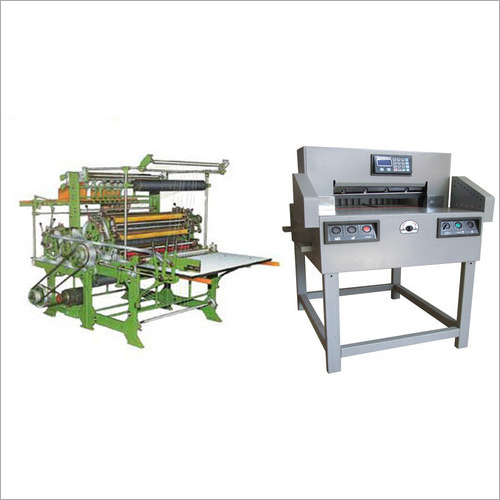 Automatic Notebook Making Machine