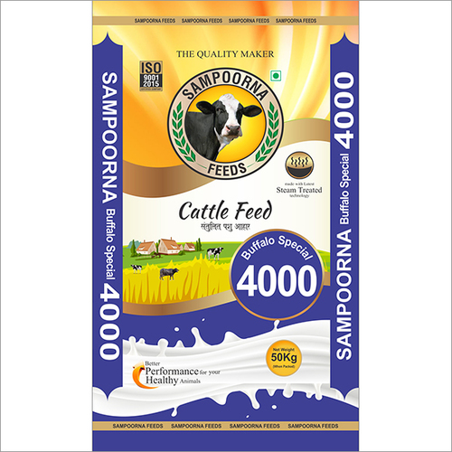 4000 Gold Cattle Feed