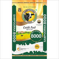 8000 Gold Cattle Feed