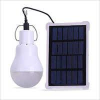 Portable Solar LED Bulb Light