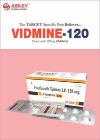 Etoricoxib 120mg Tablet