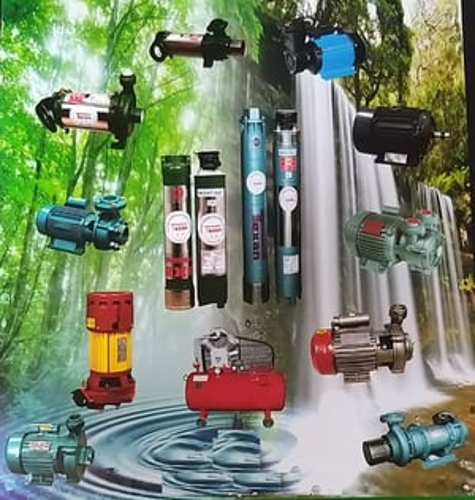 Maruti Borewell Submersible Pump
