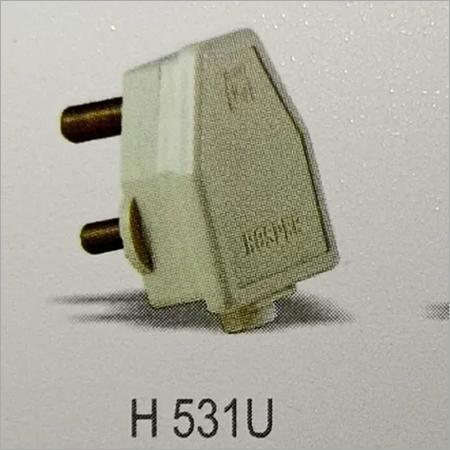 3 pin plug top
