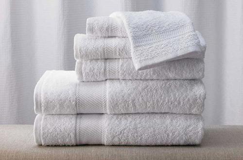 Rectangle Cotton Bath Towel Set