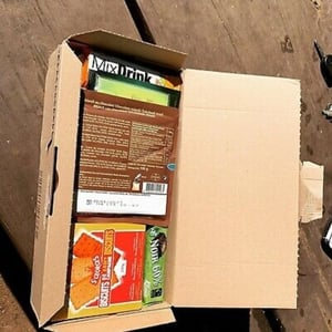 French MRE Meals Ready To Eat Packs