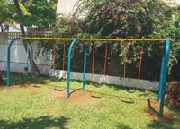 "Arch Four Seater Swing 2"" Post (Sw 09)"