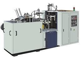 Semi Automatic Cup Making Machine