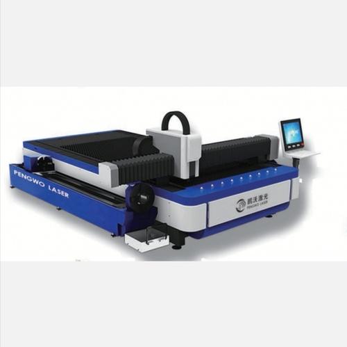 Fiber laser plate tube machine
