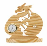 Wooden Desiner Clock