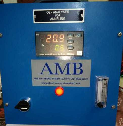 O2 Analyser For Anneling