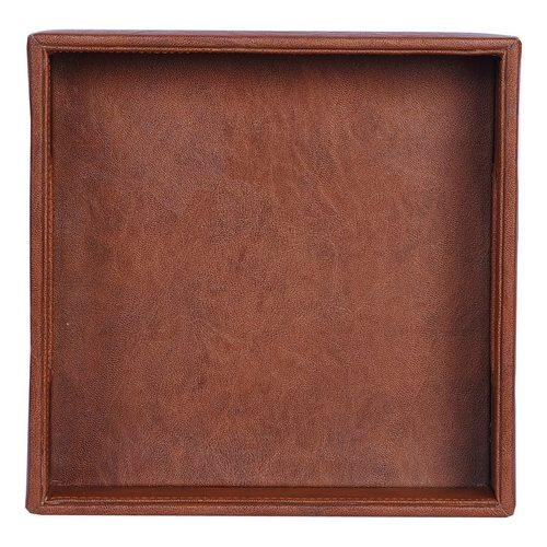 Brown Colour Coin Tray