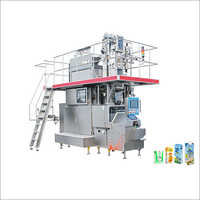 Industrial Brick Carton Filling Machine