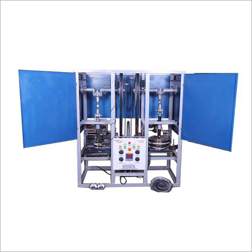Two Die High Speed Paper Plate Making Machine