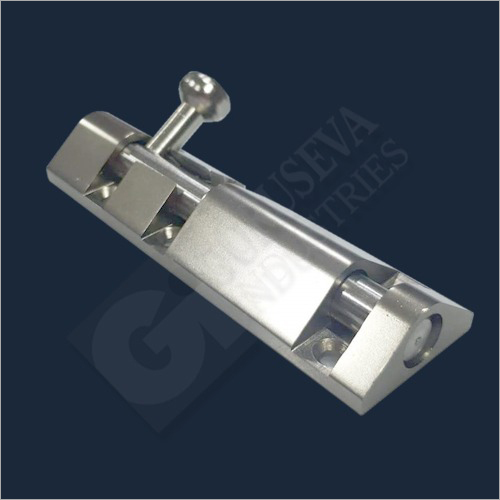 Aluminum Triangle Tower Bolt