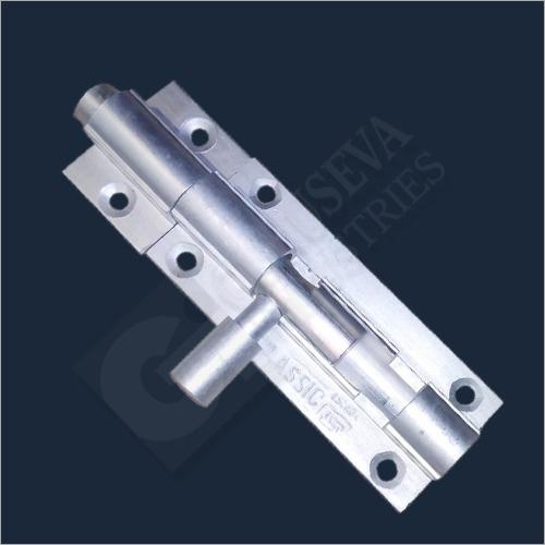 Aluminium Hex Tower Bolt