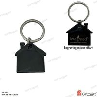 House Shape Key Chain