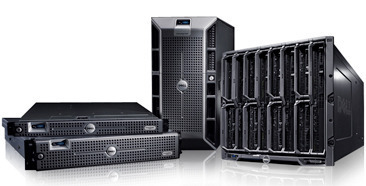 Refurbished HP Server