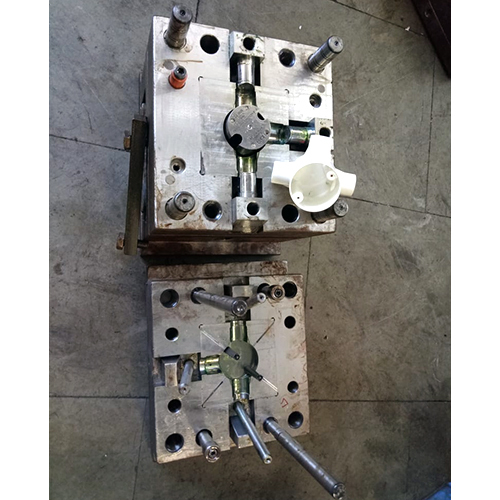 25mm 3Way Junction Box Mould