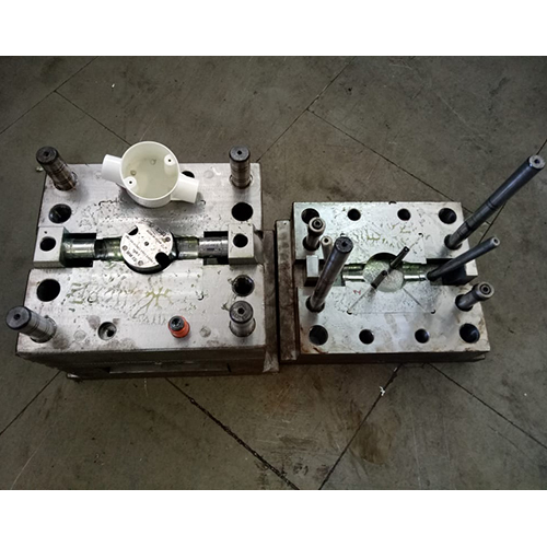 25mm Pipe 2way Junction Box Mould